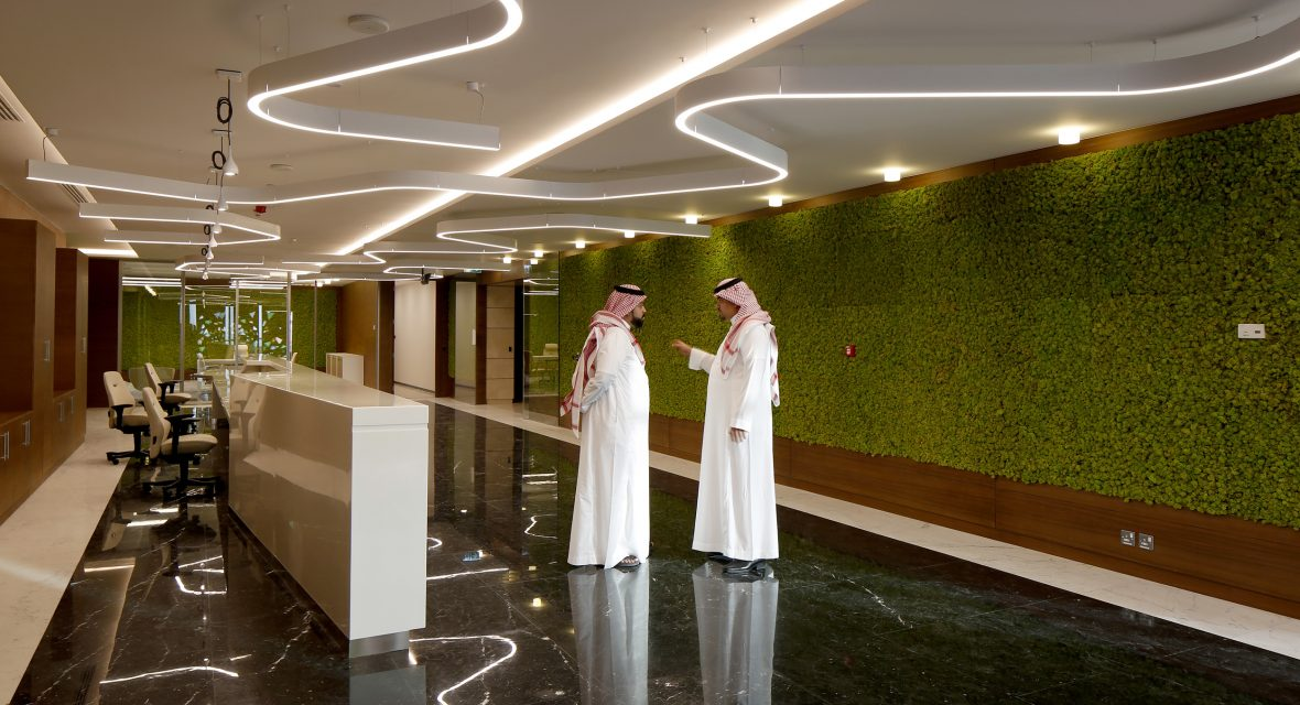 HRDF Headquarters Design Services For The Interior